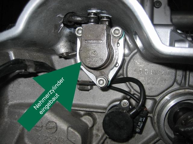 4V1 Kupplung Hydraulik für die R1100xx