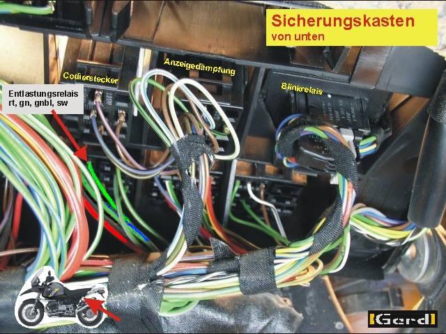4V1 ABS II Schaltungsänderung