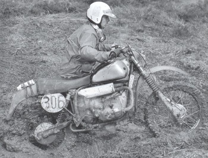 Werks-GS von 1979