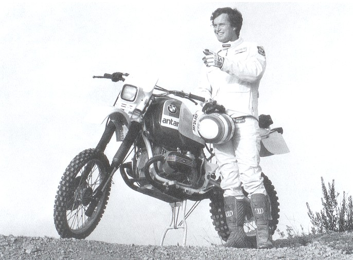 Hubert Auriol 1981